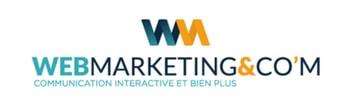 logo webmarketing com